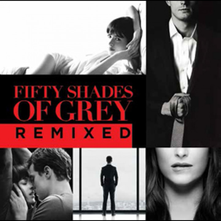 Fifty Shades Of Grey Remix Album Cover