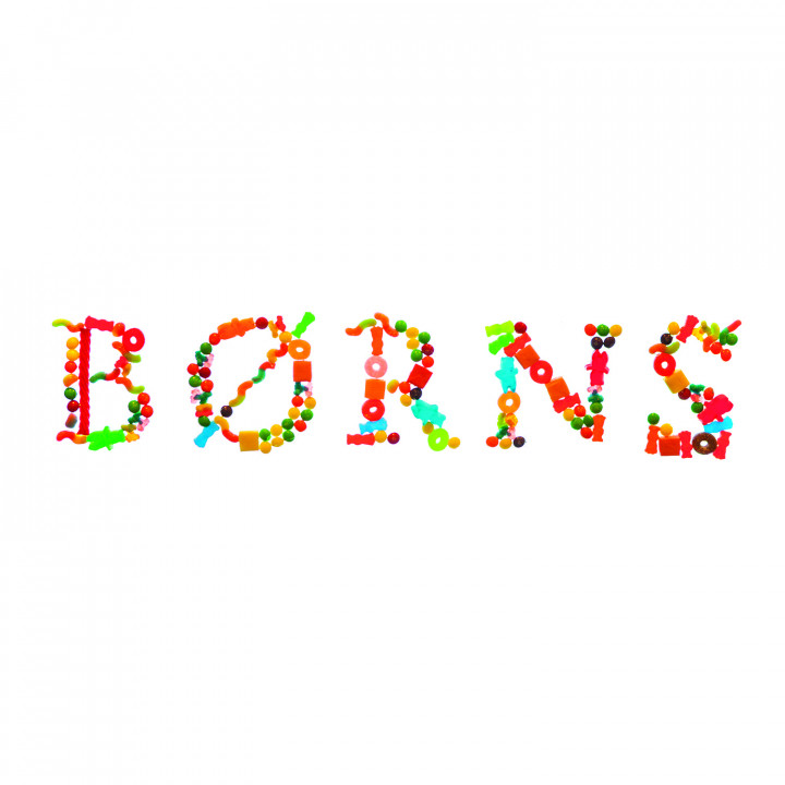 Borns Cover Candy