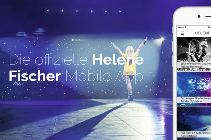 Helene Fischer App