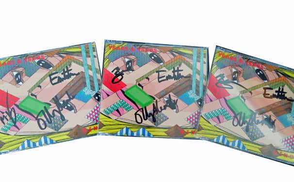 Years & Years, King als signierte CD-Single: Gewinnt den Hit-Vorboten aus dem Years & Years Album Communion
