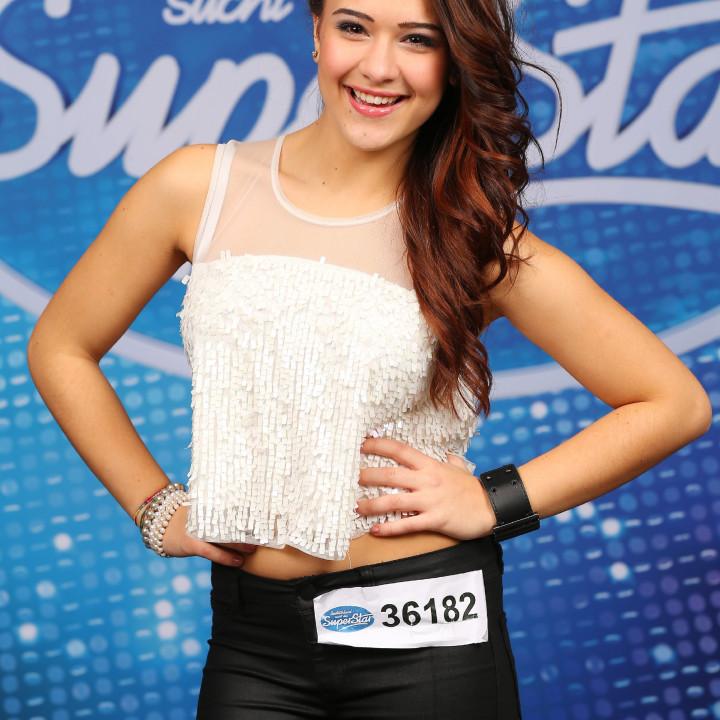 DSDS 2015 Finalistin Viviana Grisafi