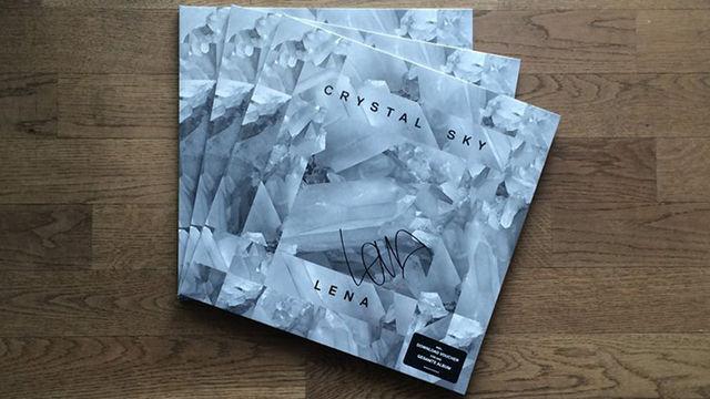 Lena - Gewinnt eine von drei signierten Lena Vinyls