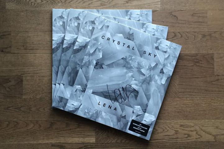 Lena Vinyl Aktion 2015