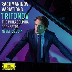 Daniil Trifonov, Daniiel Trifonov - Rachmaninov Variations, 00028947949701