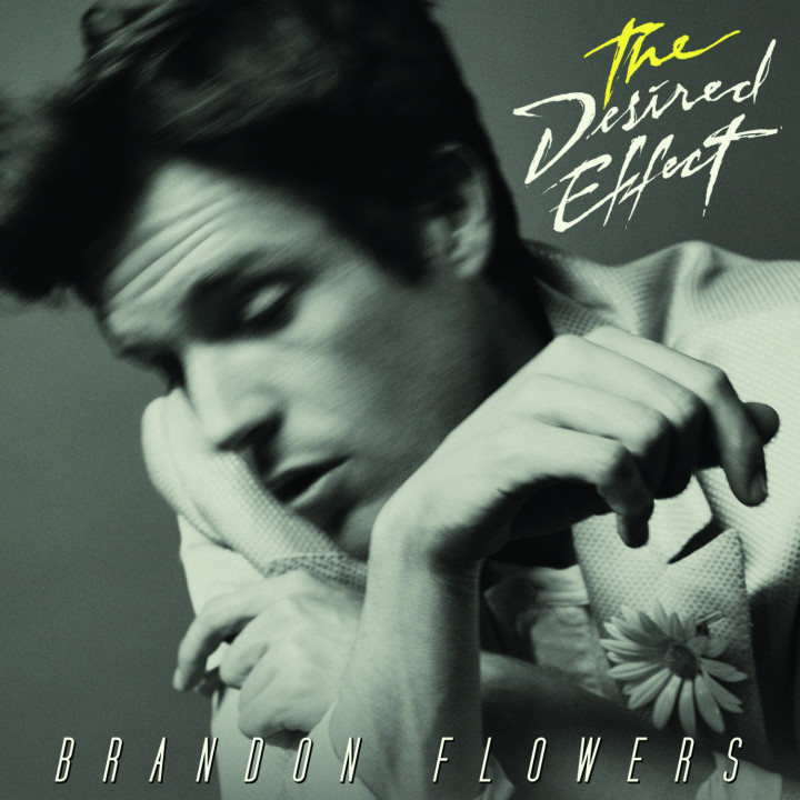 Brandon Flowers - 'The Desired Effect' - Cover