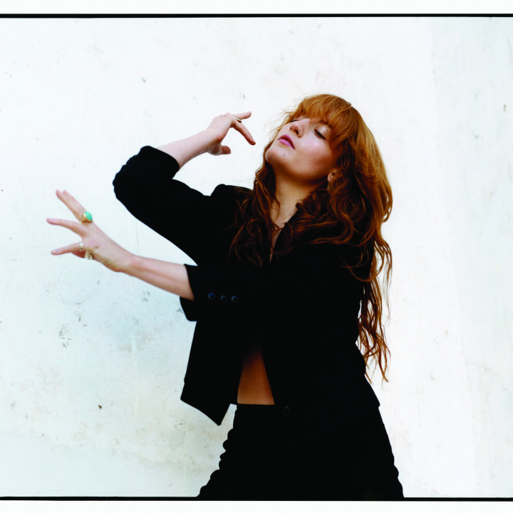 Florence + The Machine — Pressebild 2015