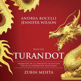 Andrea Bocelli, Andrea Bocelli - Turandot, 00028947882930