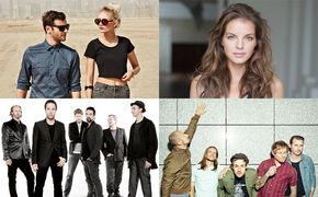 Yvonne Catterfeld, BuViSoCo 2015: Alle Songs der Universal-Teilnehmer im Video