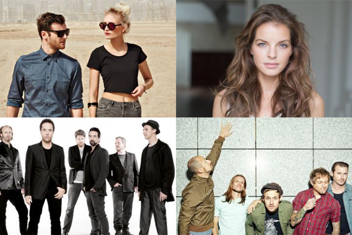 Bundesvision Song Contest 2015 Universal-Teilnehmer