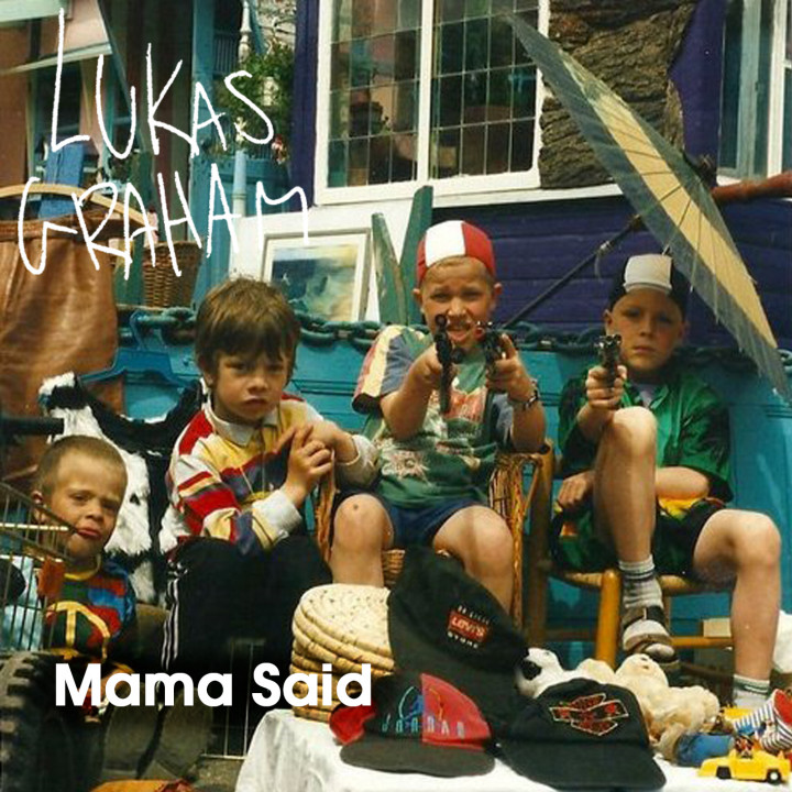 "Lukas Graham Single Cover ""Mama Said"""