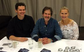 Mari & Hakon Samuelsen, Tanzende Töne  -  Das neue Album Pas de deux