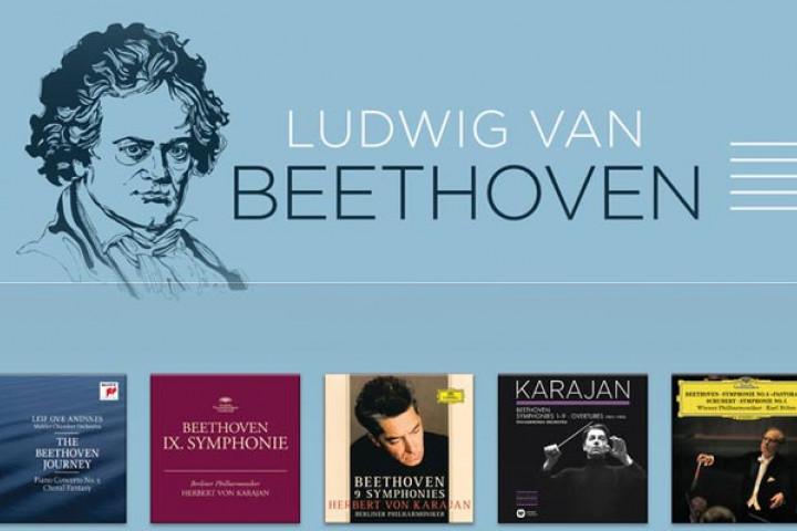 Beethoven bei iTunes