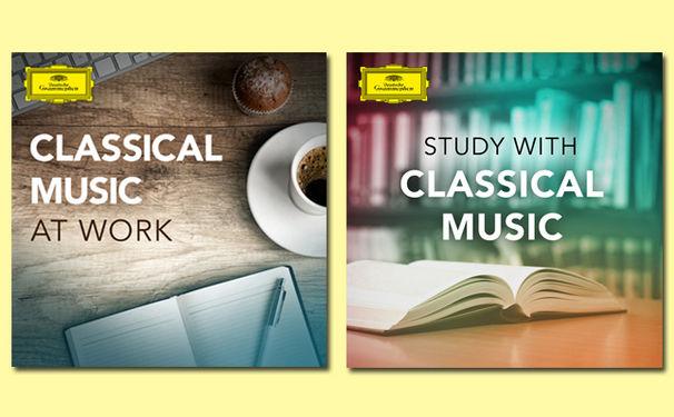 Diverse Künstler, Klassische Musik zum Arbeiten und Studieren in 2 neuen Spotify-Playlists