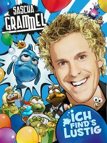 Sascha Grammel, SASCHA GRAMMEL: Ich find's lustig auf #1 der Comedy-Charts