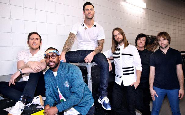 Maroon 5, Maroon 5-Sänger Adam Levine erhält Stern auf dem Walk Of Fame