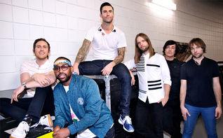 Maroon 5, Maroon 5
