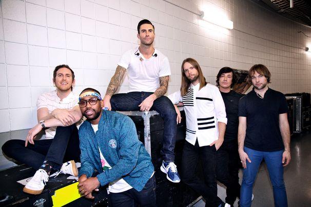 Maroon 5, Maroon 5 live: Gewinnt je zwei Tickets für die Konzerte in Oberhausen und München am 9. und 10. Juni 2015