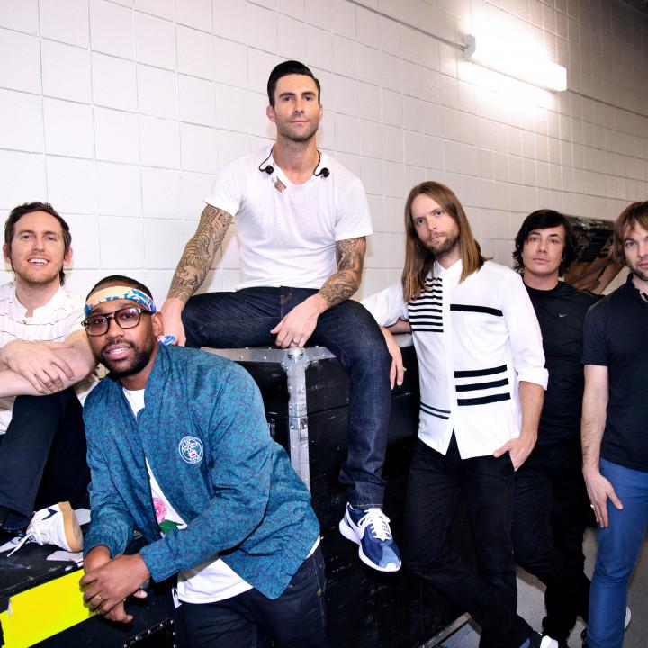 Maroon 5—Pressebild 2015