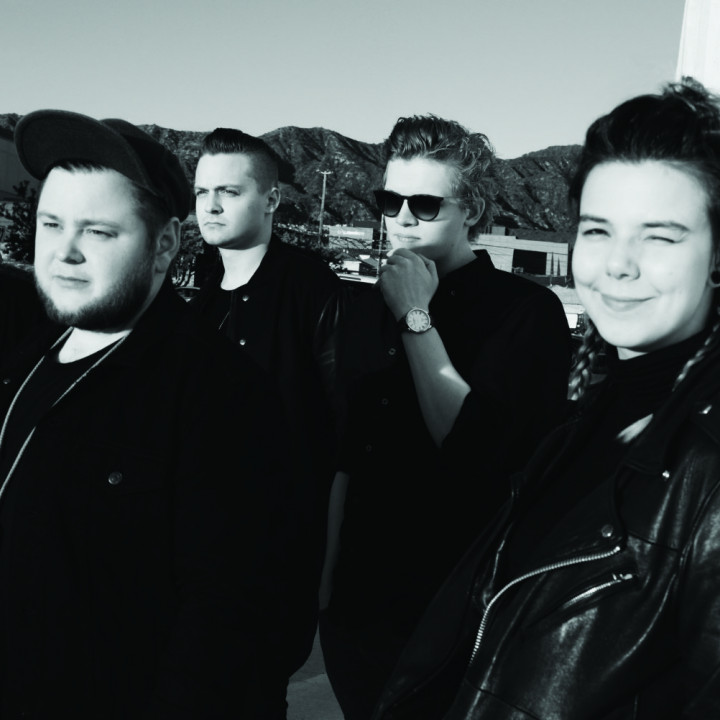 Of Monsters and Men — Pressebild 2015