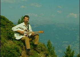 Oswald Sattler, Montagna Blu