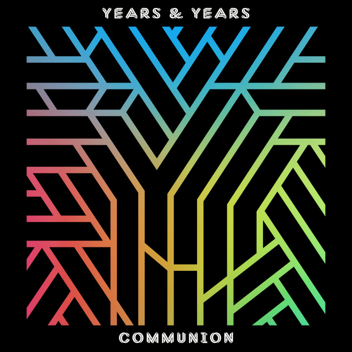 Years & Years Communion Cover FINAL