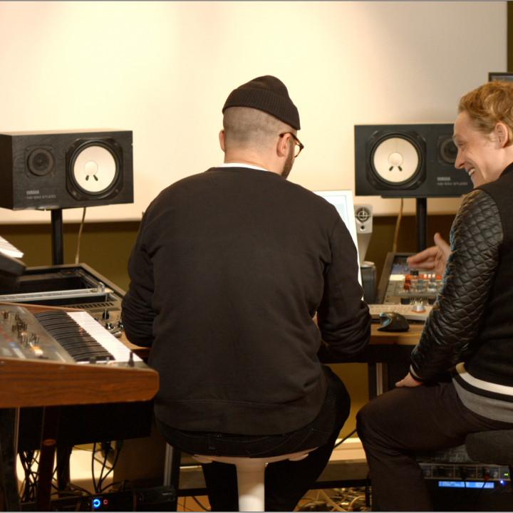 Fliegen—Matthias Schweighöfer—Studiostills