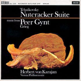 Herbert von Karajan, Tchaikovsky: Nutcracker Suite; Grieg: Peer Gynt, 00028947885542