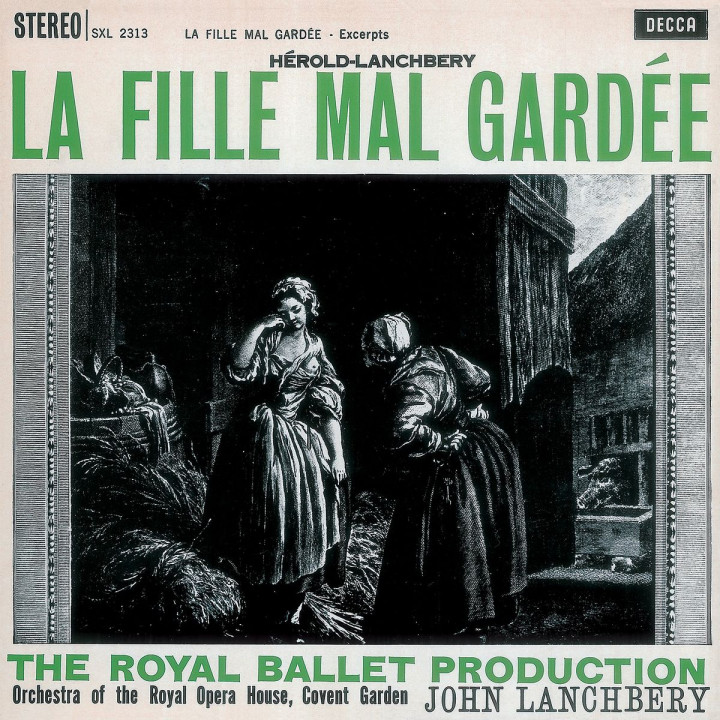 La Fille Mal Gardee (Ltd. Vinyl. Edt.)
