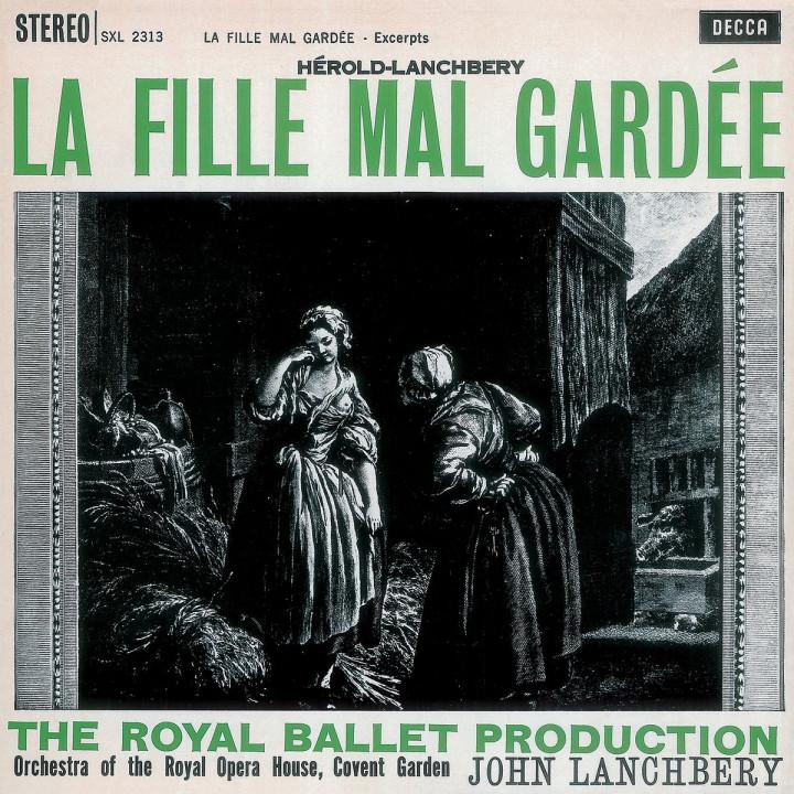 La Fille Mal Gardee (Ltd. Vinyl. Edt.)