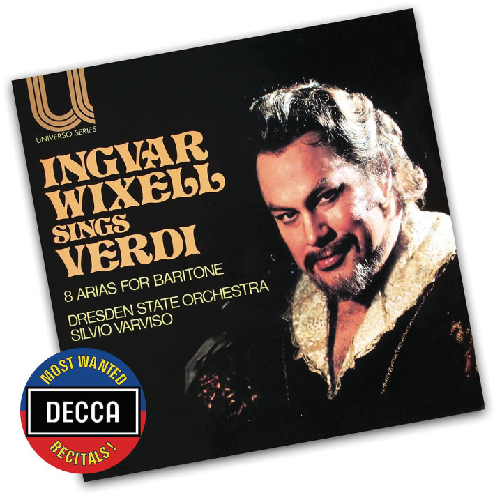 Verdi Arias For Baritone