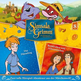 SimsalaGrimm, 08: Der Däumling / Brüderchen und Schwesterchen, 00602547225627