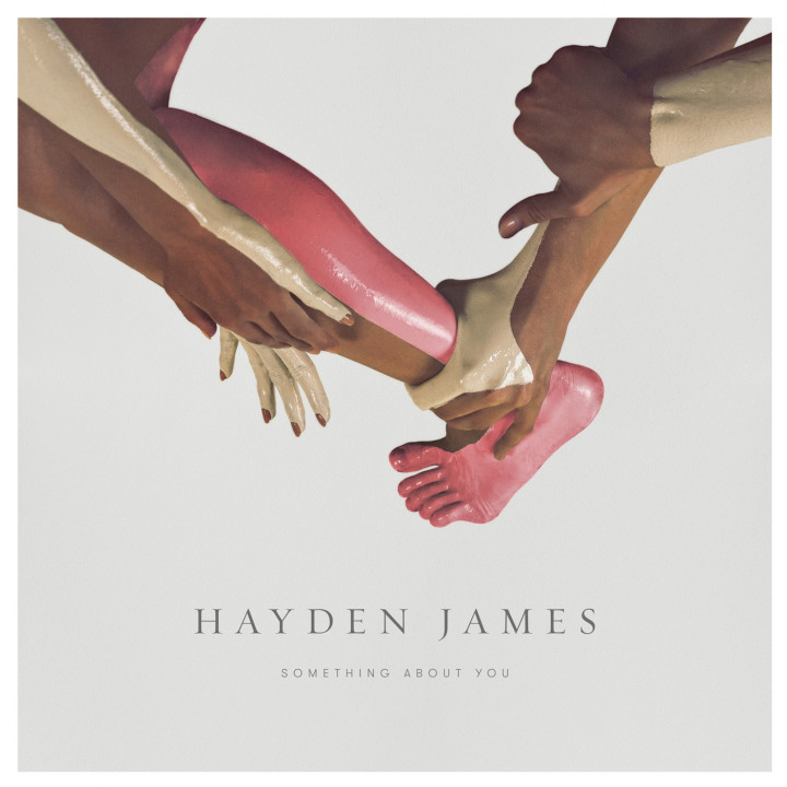 Hayden James Something About You Singlecover 2015
