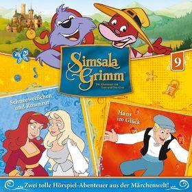SimsalaGrimm, 09: Schneeweißchen und Rosenrot / Hans im Glück, 00602547225634