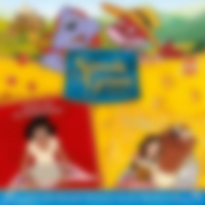 10: Aladin und die Wunderlampe / Die Schöne und das Biest