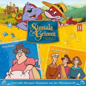 SimsalaGrimm, 11: Frau Holle / Die drei Federn, 00602547225658