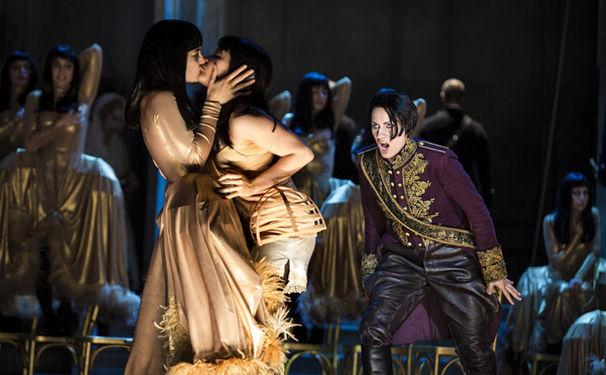 Diverse Künstler, Giulio Cesare in Egitto: Die Komische Oper Berlin geht mit Händels Meisterstück in die nächste Barockrunde