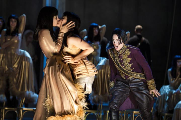 Tänzerinnen, Anna Bernacka