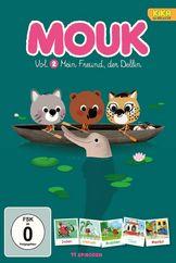 Mouk der Weltreisebär, 02: Mein Freund, der Delfin (Folge 12 - 22), 00602547383464