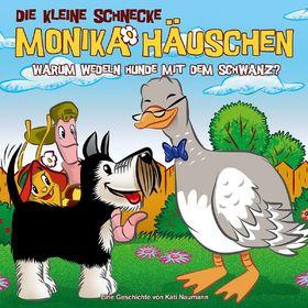 Die kleine Schnecke Monika Häuschen, 42: Warum wedeln Hunde mit dem Schwanz?, 00602547134301