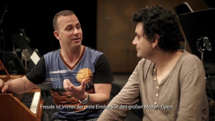 Mozart: Entführung aus dem Serail (Trailer)