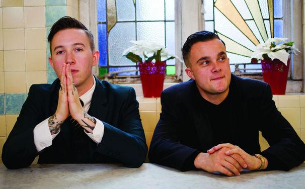 Slaves, Zuwachs bei Universal Music: Wir stellen das Punk-Rock-Duo Slaves vor