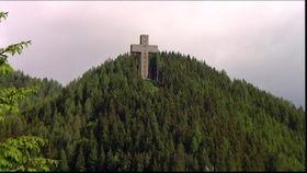 Oswald Sattler, Heiliges Pilgerkreuz