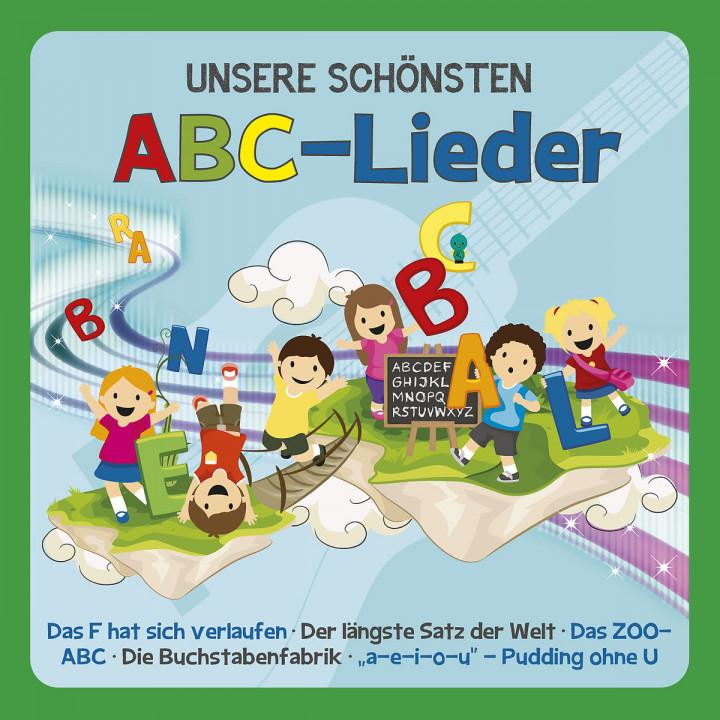 Unsere schönsten ABC-Lieder