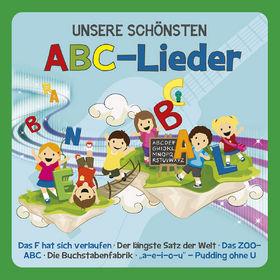 Familie Sonntag, Unsere schönsten ABC-Lieder, 00602547295538
