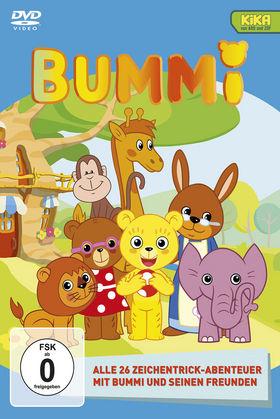 Bummi, Bummi - Die DVD, 00602547340795