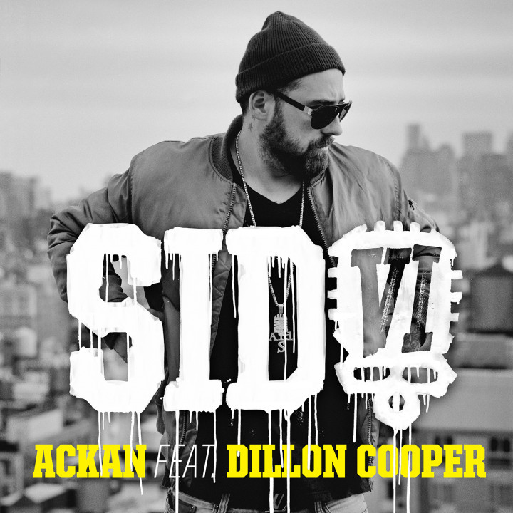 "Sido Single Cover ""Ackan"""
