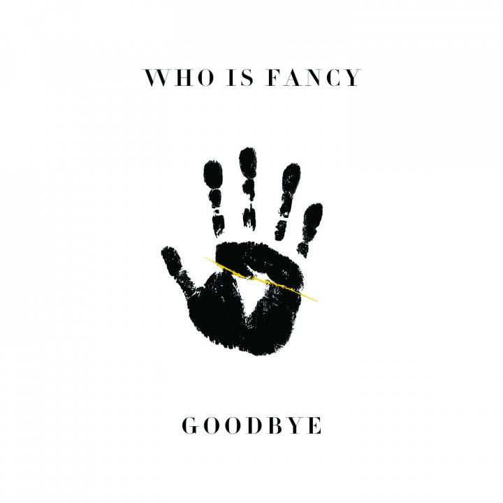Who Is Fancy Goodbye Singlecover