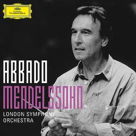 Claudio Abbado, Claudio Abbado - Mendelssohn, 00028947946441