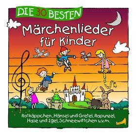 Die 30 besten..., Die 30 besten Märchenlieder für Kinder, 04260167471013