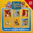 SimsalaGrimm, SimsalaGrimm 3-CD Hörspielbox Vol. 2, 00602547225825